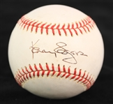 1995-99 Kenny Rogers Country Singer Signed ONL Coleman Baseball (JSA)