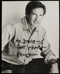 "1990s Harrison Ford Signed 8"" x 10"" Photo (JSA)"