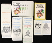 1992 Roger von Oechs Creative Whack Pack Deck of 64 Cards